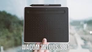 Wacom Intuos S <b>Bluetooth</b> Review | <b>Portable Wireless</b> Graphic <b>Tablet</b>