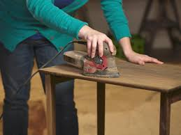 Stripping Dining Room Table How To Strip Sand And Stain Wood Furniture How Tos Diy