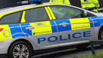 Two people seriously injured after car crashes into wall