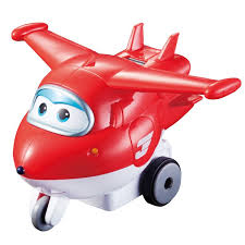 Купить <b>Super Wings Инерционный самолет</b> Джетт red в Москве ...
