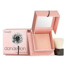 <b>Benefit Dandelion</b> Twinkle Пудра-хайлайтер <b>нежно</b>-<b>розового</b> ...