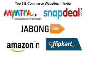 top five e commerce websites in top 5 e commerce websites in