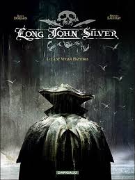 LONG JOHN SILVER (4 tomes) (couverture)