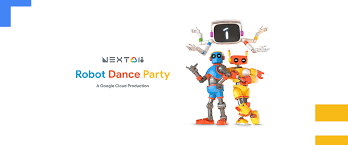 <b>Robot dance</b> party: How we created an entire animated short at Next ...