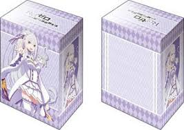 Bushiroad Deck Holder Collection V2 Vol.435 <b>Re</b>: <b>Life in a Different</b> ...