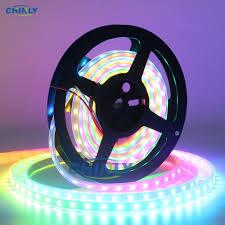 WS2812B <b>LED</b> Strip Individually Addressable <b>RGB Smart</b> Pixels ...