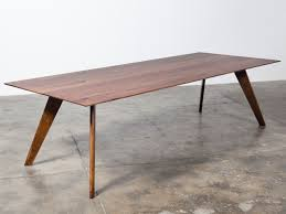 dining table woodworkers: vista st dining table nathan day vistast vista st dining table