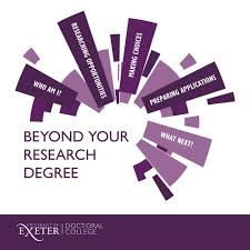 Beyond Your Research Degree
