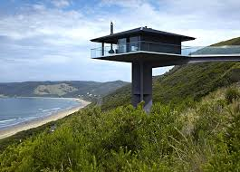 Pole House by F Architecture  Australia   urdesignmag  pole house by f  architecture fairhaven beach
