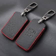 <b>Чехол</b> для автомобильного <b>ключа из</b> углеродистой кожи ...