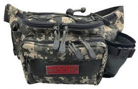 <b>Сумка на пояс</b> NOEBY Mini Waist Bag (22х20х10см.) MWBGBL ...