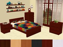 modern bedroom furniture ikea guihebaina: mod the sims malm bedroom furniture recolours updated