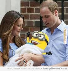 FunnyMemes.com • Funny memes - [I finally care about the Royal Baby] via Relatably.com