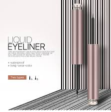 <b>O</b>.<b>TWO</b>.<b>O Professional Liquid</b> Eyeliner Pen Black Beauty Cat Style ...