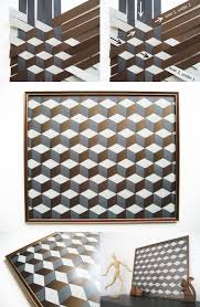 DIY – How to Make a Geometric <b>Woven Paper</b> Picture | <b>Paper</b> ...