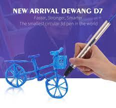 <b>DEWANG 3D Pen Scribble</b> Pen OLED PLA ABS Filament 3D Printer ...
