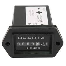 Buy starnearbyuk <b>DC12</b>-<b>36V Digital</b> Engine Hour Meter Timer for ...