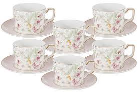 Чайные <b>наборы</b> на <b>6</b> персон (керамика, фарфор) – купить ...