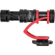 ikan <b>CoMica CVM</b>-<b>VM10</b> II Mini On-Camera <b>Directional</b> Shotgun Mic ...