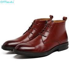 <b>QYFCIOUFU</b> Men Ankle Boots Spring/<b>Autumn</b> Comfortable ...