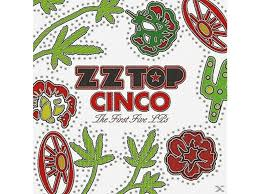 ZZ Top | <b>ZZ Top</b> - <b>Cinco</b>:The First Five LP's - (Vinyl) - MediaMarkt