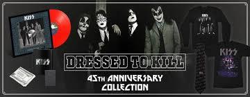 <b>Dressed To</b> Kill Album – <b>KISS</b> Online