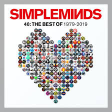 <b>Simple Minds</b> Announce Anthology, <b>40</b> The Best Of 1979-2019