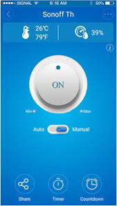 Sonoff <b>Smart Home</b>- remote control home appliances|ITEAD