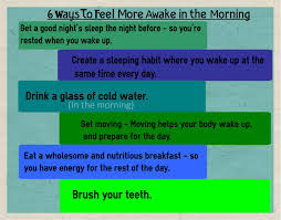 the rogue news 6 ways to feel more awake in the morning tags featured sleep staying awake