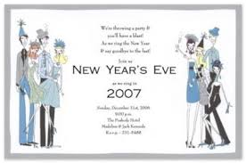 New Year's Invitations by Invitation Duck