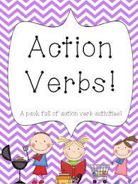 Image result for clip art de verbs
