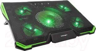 <b>Crown CMLS</b>-<b>k332</b> (зеленый) Подставка для ноутбука купить в ...