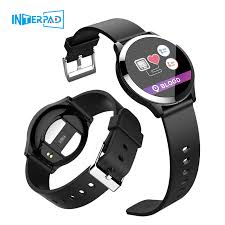 2019 Interpad New Android iOS <b>Smart Watch</b> ECG <b>PPG</b> Blood ...