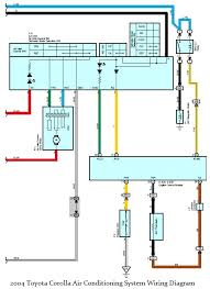 wiring diagram for car ignition system wiring wiring diagrams toyota corolla air conditioning system wiring diagram