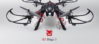 <b>MJX BUGS 3</b>: бюджетный супер дрон на Б/К моторах
