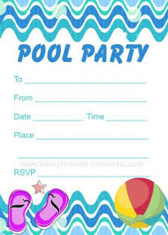 pool party invitations com ideas about swim party invitations on pool party girl pool party invitations pool