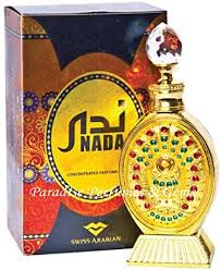<b>Nada</b> By <b>Swiss Arabian</b> 15ml Alcohol Free Concentrated Perfume Oil