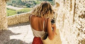 16 <b>Woven Beach Bags</b> We're Eying Right Now | Who What Wear