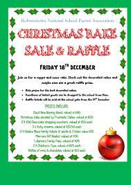 christmas raffle poster robertstown national school christmas raffle poster 3