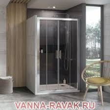<b>Душевая дверь</b> Ravak 10° 10DP4-<b>130</b> Ravak | Равак