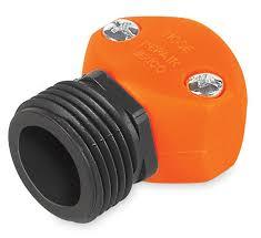 <b>Коннектор</b> ремонтный для шланга Truper, пластиковый, папа, <b>5/8</b> ...