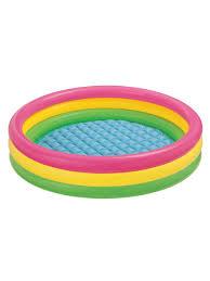 Надувной <b>детский бассейн; Intex</b> 7469019 в интернет-магазине ...