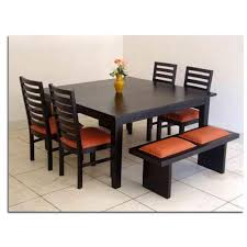 4 seater dining table and chairs