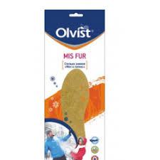 Отзывы о <b>Стельки</b> зимние <b>Olvist MIS</b> FUR