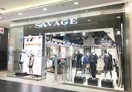 Магазин одежды <b>Savage</b> в ТРЦ возле метро Ленинский проспект