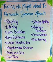 images about writing opinion on pinterest  anchor charts  persuasive writing   the students will brainstorm ideas as a class after the personletter art project this is when they will pick something they want to