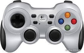 Logitech Wireless <b>Gamepad F710 геймпад</b> купить в Минске