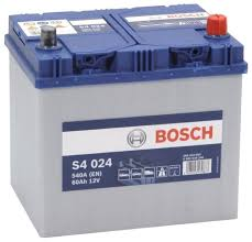 Купить Автомобильный аккумулятор <b>Bosch</b> S4 024 (0 092 <b>S40</b> ...
