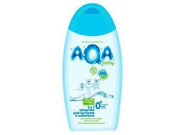 <b>Средство</b> для купания и шампунь <b>2 в 1</b> 500 мл AQA baby - купить ...