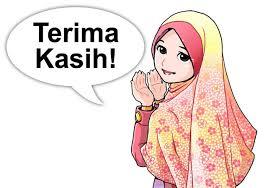 Image result for terima kasih